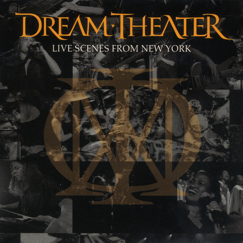 Live Scenes from New York de Dream Theater