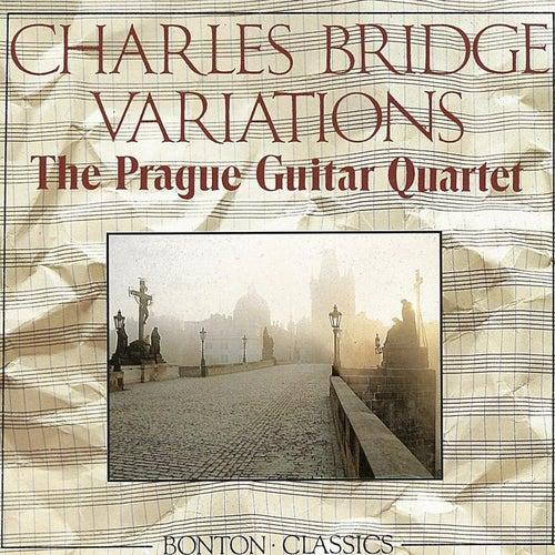 Duarte, Mysliveče, Praetorius, Rak, Ravel, Vivaldi: Charles Bridge Variations (Arr. for Guitar Quartet) by Prague Guitar Quartet