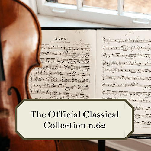 The Official Classical Collection N.62 de Sylvia Stahlman