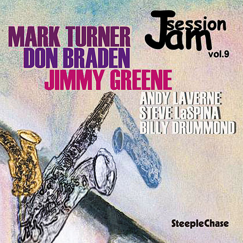 Jam Session Vol. 9 by Mark Turner