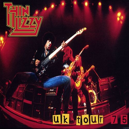 UK Tour '75 by Thin Lizzy