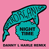 Night Time (Danny L Harle Remix) by Superorganism