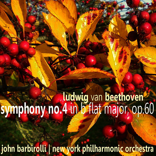 Beethoven: Symphony No. 4 in B-Flat Major, Op. 60 di New York Philharmonic