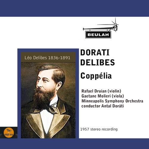 Coppélia by Antal Doráti