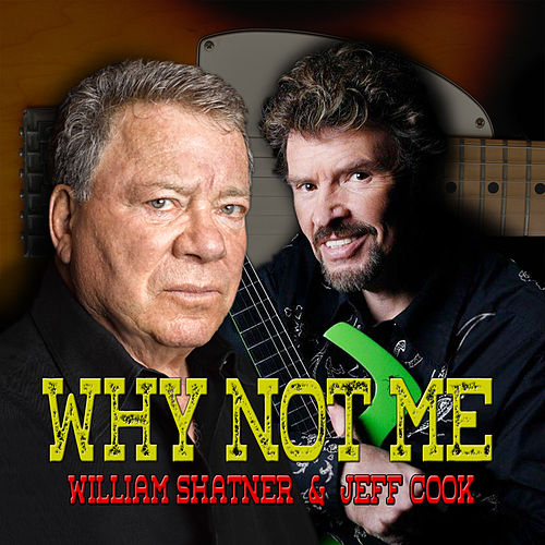 Why Not Me by William Shatner