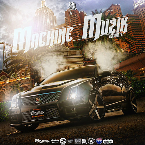 Machine Muzik 2 by Tha Machine