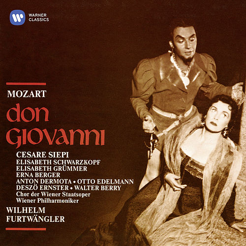 Mozart: Don Giovanni by Wilhelm Furtwängler
