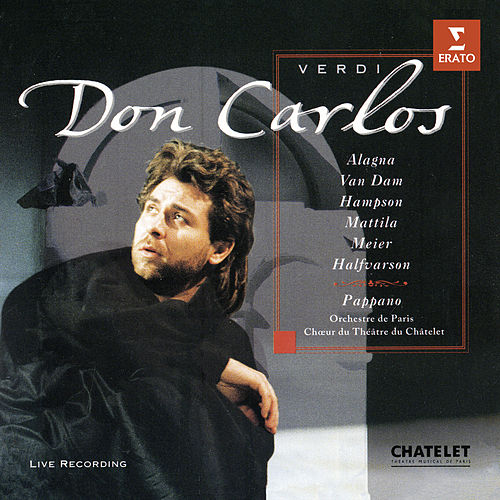 Verdi: Don Carlos (Live) by Antonio Pappano