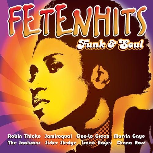 Fetenhits - Funk & Soul von Various Artists