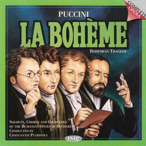 Puccini: La Boheme de Orchestra