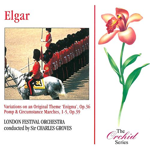 Elgar: Variations On An Original Theme by London Festival Orchestra