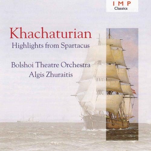 Khachaturian: Highlights From 'Spartacus' von Bolshoi Theatre Orchestra