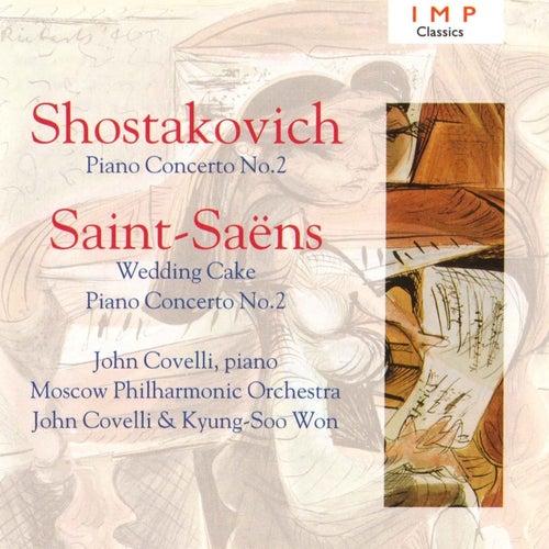 Shostakovich: Piano Concerto No.2 - Saint-Saens: Wedding Cake / Piano Concerto No.2 by Moscow Philharmonic Orchestra