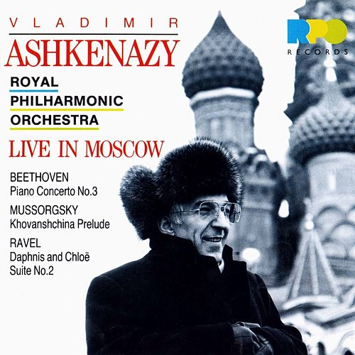 Ashkenazy Live In Moscow de Vladimir Ashkenazy