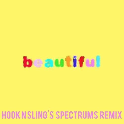 Beautiful (Bazzi vs. Hook N Sling's Spectrums Remix) von Bazzi vs.