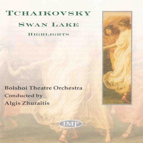 Tchaikovsky: Swan Lake (Highlights) von Bolshoi Theatre Orchestra
