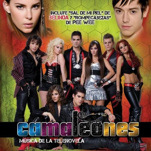 Música De La Telenovela Camaleones. de Various Artists