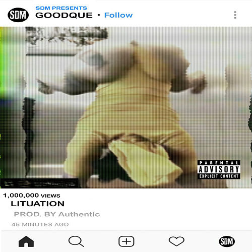 Lituation von GoodQue