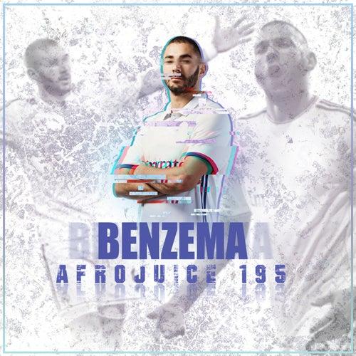 Karim Benzema von Afrojuice 195