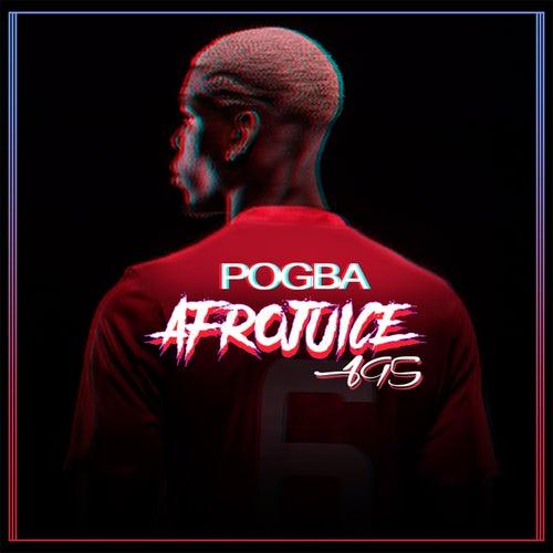Paul Pogba von Afrojuice 195