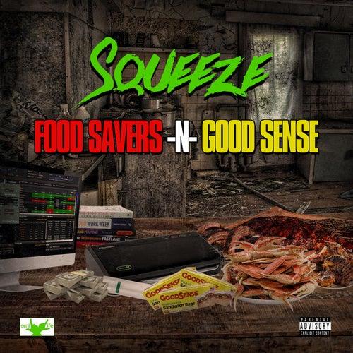 FoodSavers N GoodSense de Squeeze