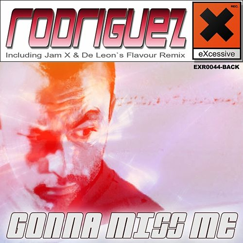 U Gonna Miss Me de Rodriguez