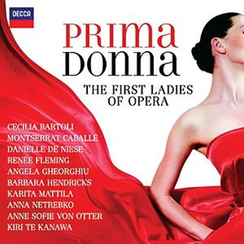 Prima Donna - The First Ladies Of Opera di Various Artists