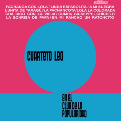 Cuarteto Leo en el Club de la Popularidad von Cuarteto Leo