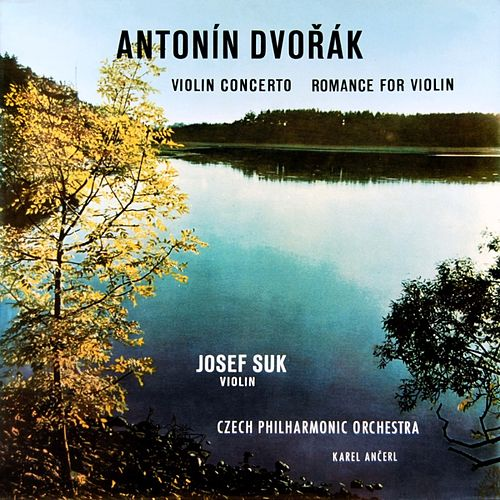 Dvorak Violin Concerto von Josef Suk