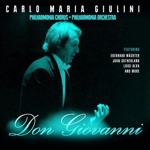 Mozart: Don Giovanni de Carlo Maria Giulini