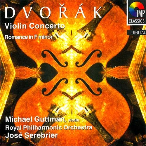 Dvorak: Violin Concerto by José Serebrier