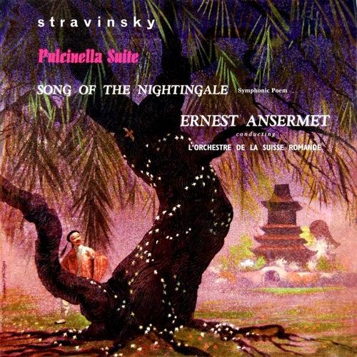 Pulcinella Suite de Ernest Ansermet