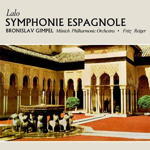 Lalo Symphonie Espagnole von Munich Philharmonic Orchestra