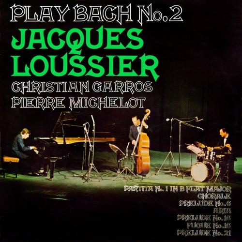 Play Bach No 2 de Jacques Loussier