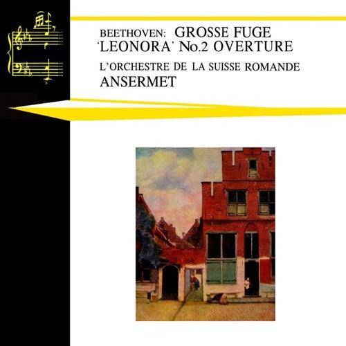 Beethoven Grosse Fuge von Ernest Ansermet