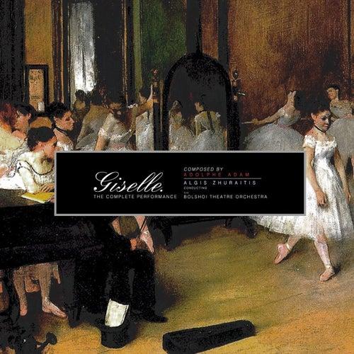 Adam: Giselle von Bolshoi Theatre Orchestra