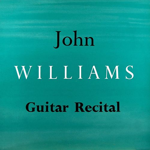Guitar Recital de John Williams