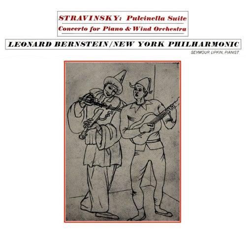 Stravinsky: Pulcinella Suite von New York Philharmonic