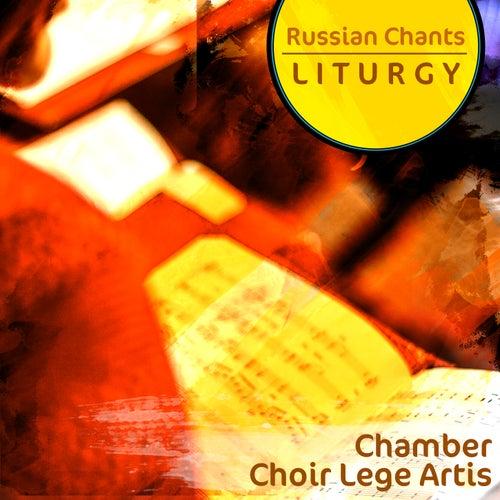 Russian Chants - Liturgy by Chamber Choir Lege Artis
