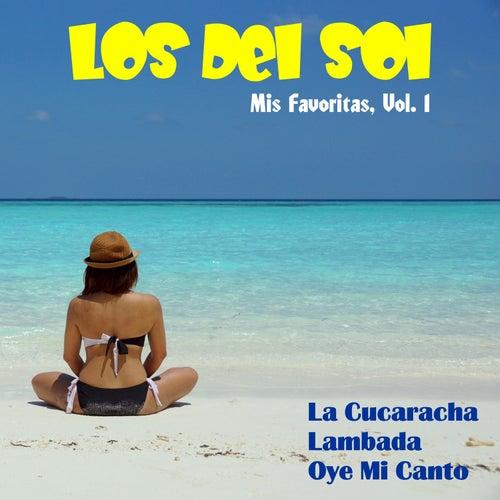 Los del Sol, Mis Favoritas, Vol. 1 de Los del Sol