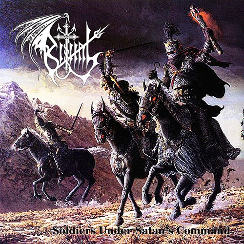 Soldiers Under Satan's Command von Ritual