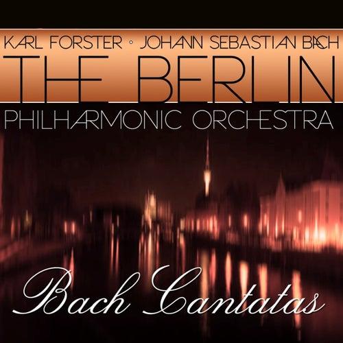 Bach: Cantatas von Berlin Philharmonic Orchestra