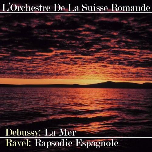 Debussy: La Mer - Ravel: Rapsodie Espagnole von Ernest Ansermet