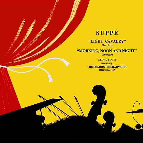 Suppe Light Cavalry fra Sir Georg Solti