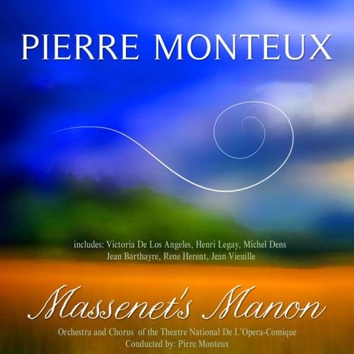 Massenet: Manon de Victoria De Los Angeles