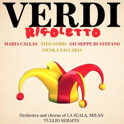 Verdi: Rigoletto de Tullio Serafin
