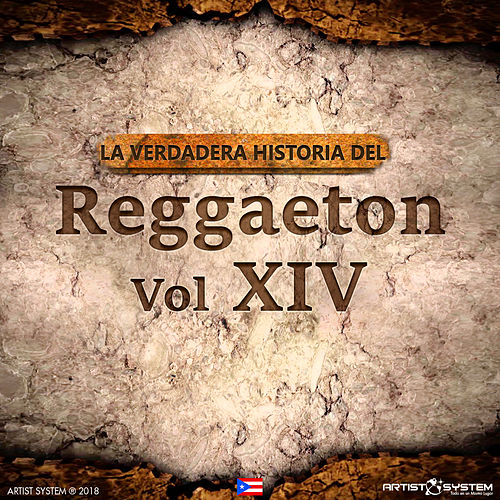 La Verdadera Historia del Reggaeton XIV by Various Artists