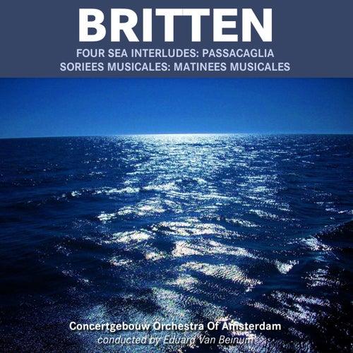 Four Sea Interludes di Concertgebouw Orchestra of Amsterdam