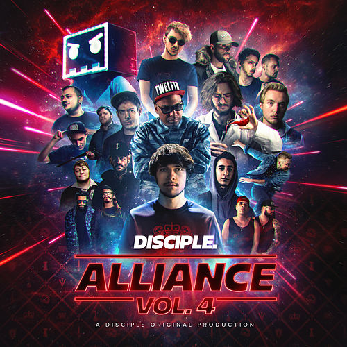 Disciple Alliance Vol. 4 by Various Artists