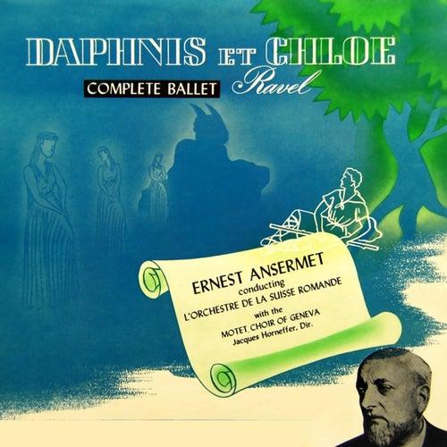 Ravel: Daphnis Et Chloe de Ernest Ansermet